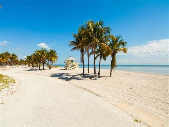 Glorious weather & beautiful beaches