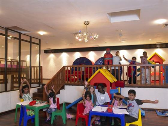Kids club at Diani Reef Beach Resort and Spa