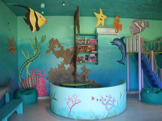 Kids club at Leopard Beach Resort & Spa