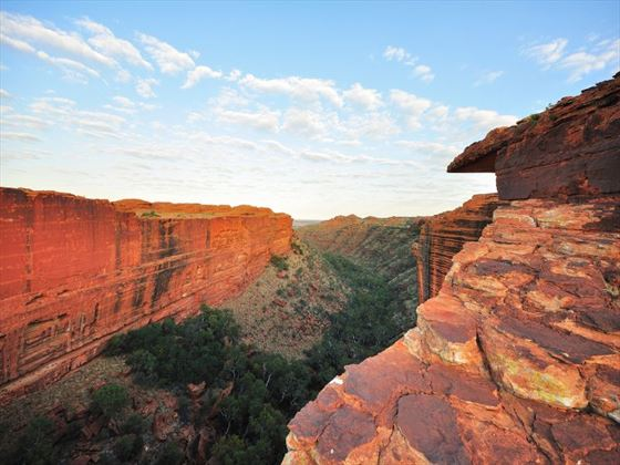 Kings Canyon scenery