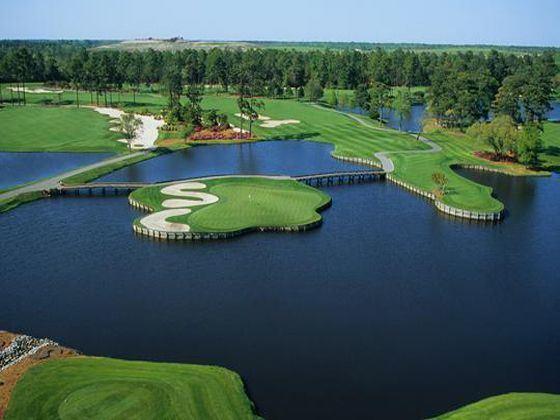 Kings North Golf Course, Myrtle Beach, South Carolina