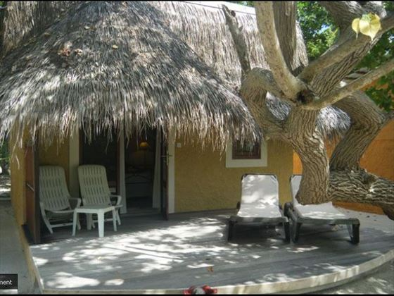 Kuredu Island Resort Beach Bungalow