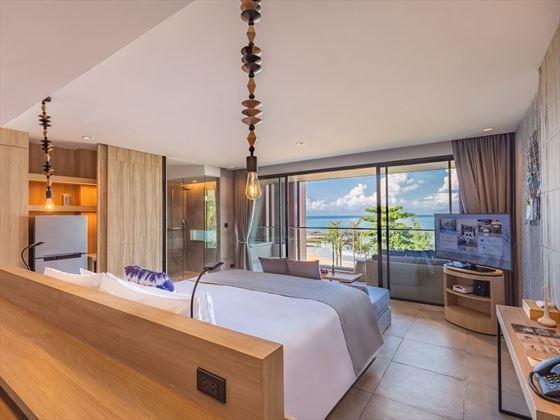 La Vela Khao Lak, Deluxe Seaview