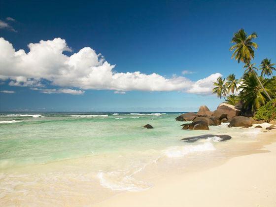 Hilton Seychelles Labriz beach