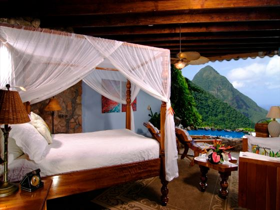 Ladera Resort Petit Piton Suite