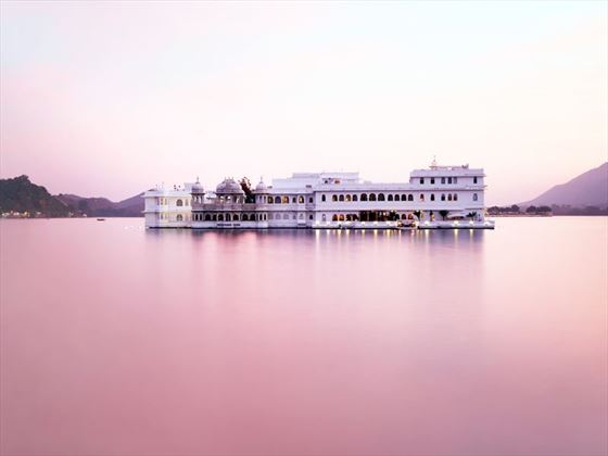 The Lake Palace, Udaipur