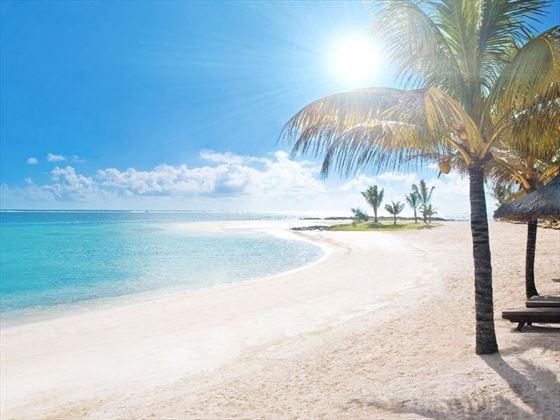 Stunning beach setting