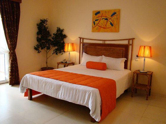 Le Palmiste Superior Room