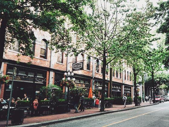 Leafy Gastown