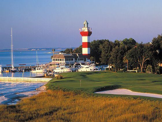 Lighthouse, Hilton Head, South Carolina