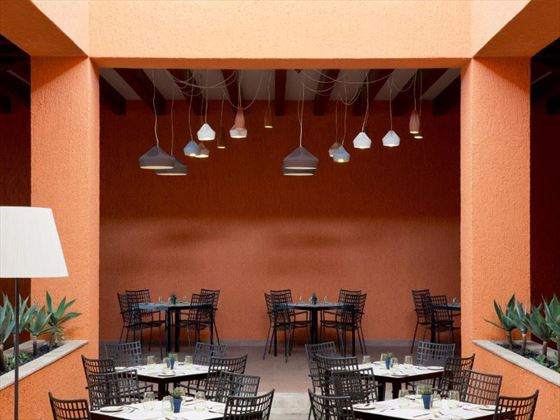 Lizo Restaurant at Finest Playa Mujeres