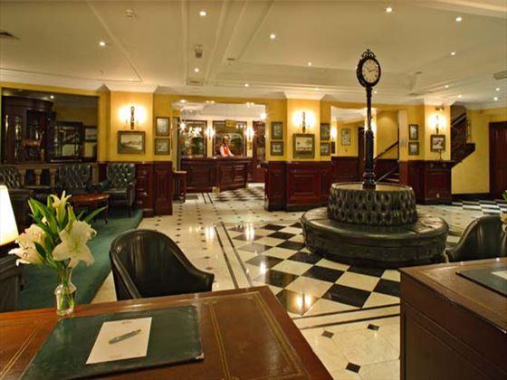 Lobby at Sarova Stanley