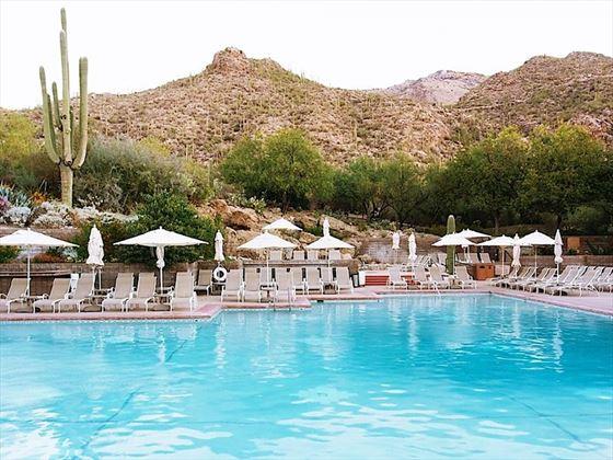 Loews Ventana Canyon Resort Tucson Hotel American Sky