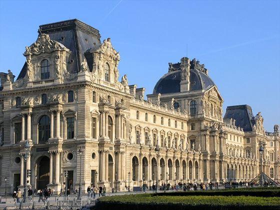Louvre Palace Museum Paris