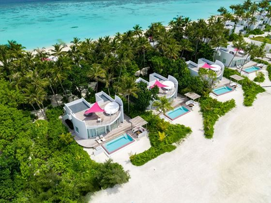 Beach Villas at LUX* North Male Atoll