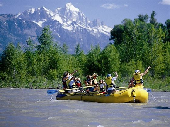 Mad River Boat Trips, Wyoming
