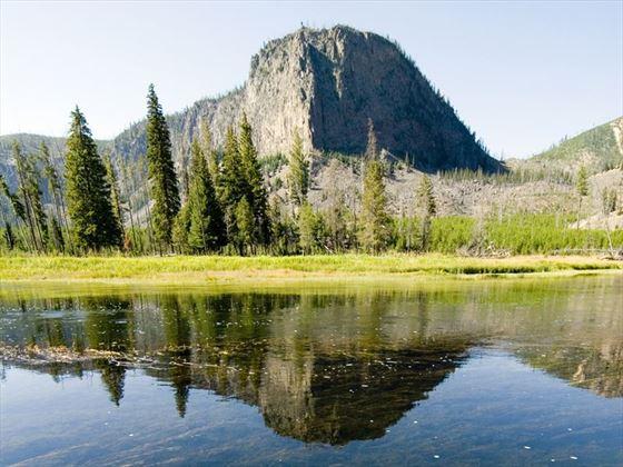 Madison River, Yellowstone