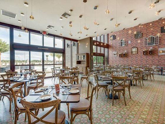 Magic Village Resort - Villagio restaurant