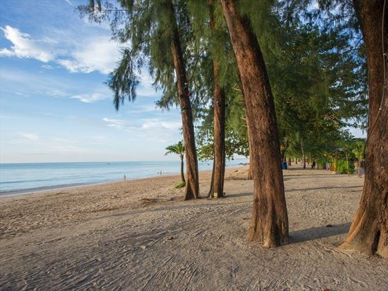 Mai Khao Lak Beach Resort & Spa beach