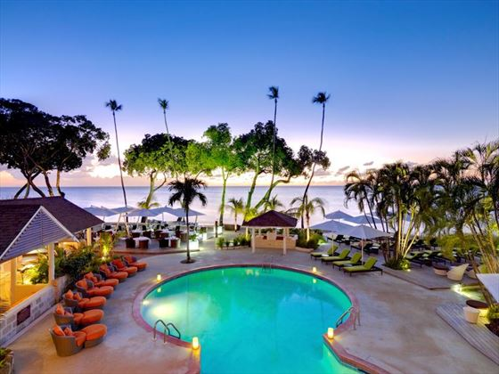 Main pool at Tamarind by Elegant Hotels