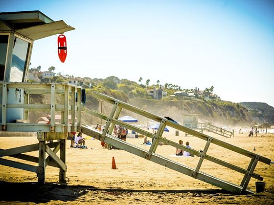 Malibu Beach, Los Angeles
