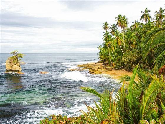 Manzanillo's Caribbean coast, Costa Rica