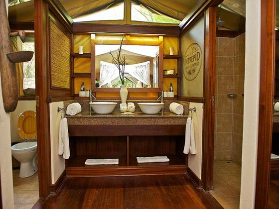 Mara Intrepids bathroom