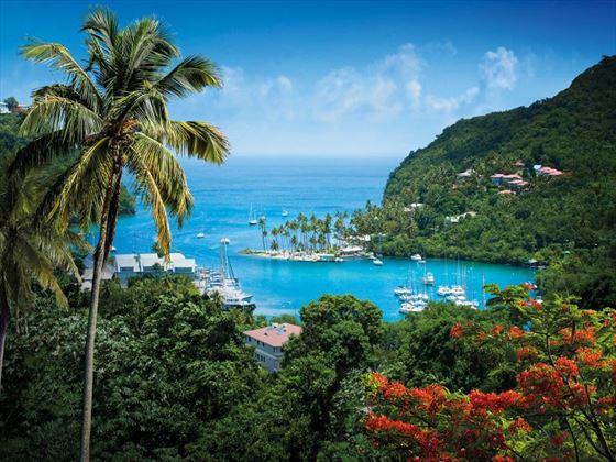 Marigot Bar, St Lucia
