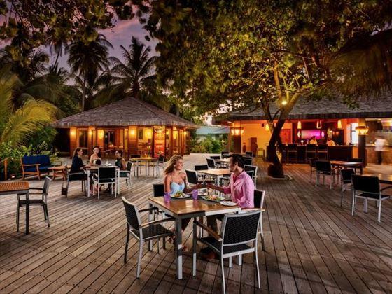 Hot Rock Restaurant & Bar