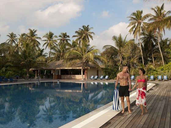 Pavilion Bar pool
