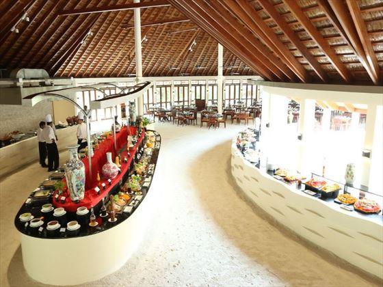 Meeru Resort Farivalhu Restaurant