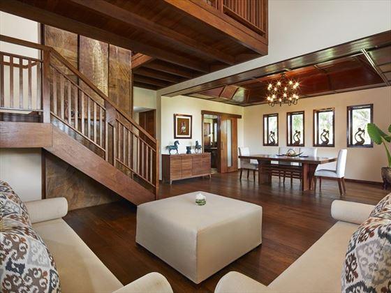 Executive Suite at Melia Bali