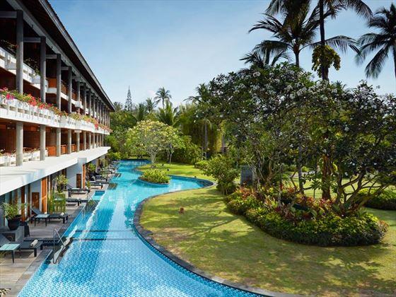 Lagoon Access Suites at Melia Bali