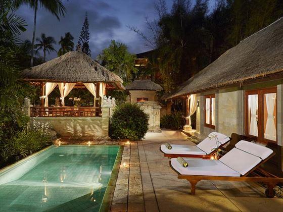 The Level Garden Villa at Melia Bali