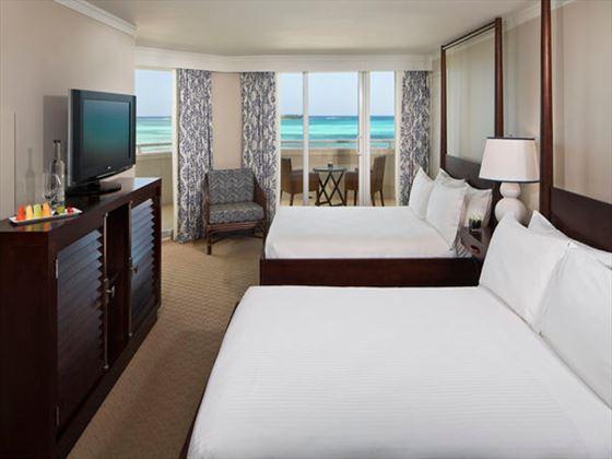 Melia Nassau Beach Grand Suite Room