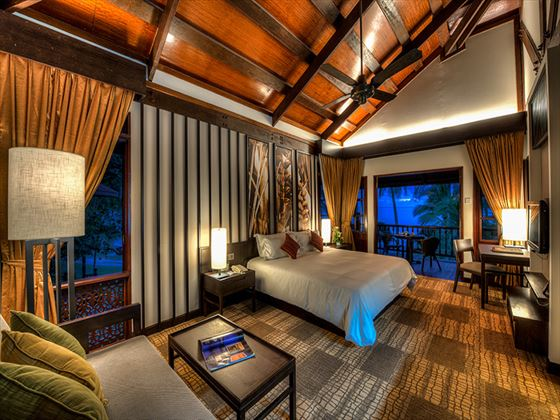 Meritus Pelangi Beach Resort & Spa Beachfront Chalet