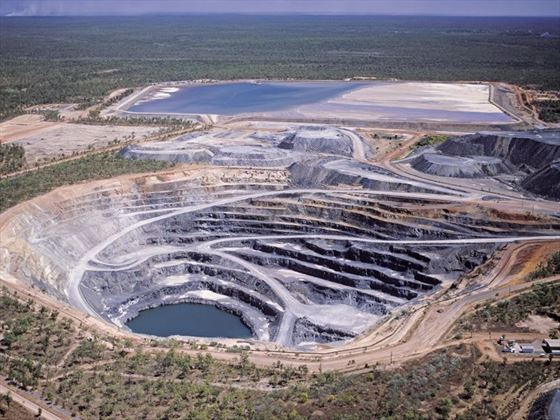 Mine in Northern Territory