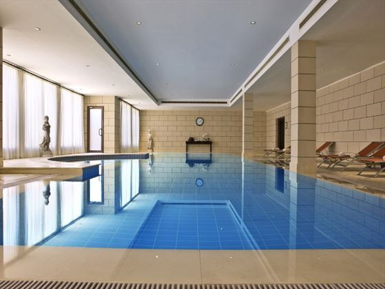Miramar Hotel Fujairah indoor swimming pool