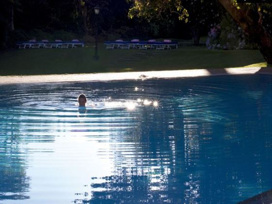 Mount Nelson, Cape Town swimming pool