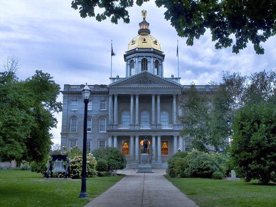 New Hampshire Capitol Building