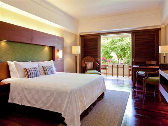 Garden View Room at Hilton Bali Resort