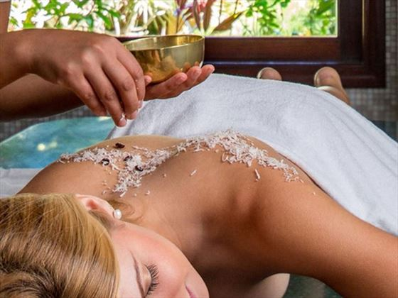 Treatments at Nira Spa at Shanti Maurice