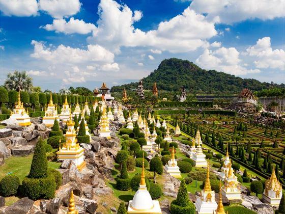 Nong Nooch garden in Pattaya