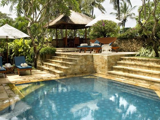 Nusa Dua Beach Hotel suite pool