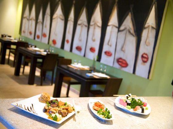 Barcelo Aruba Zen Restaurant