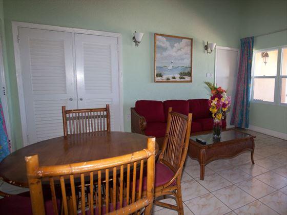 Ocean Terrace Inn One-bedroom Ocean View Suite