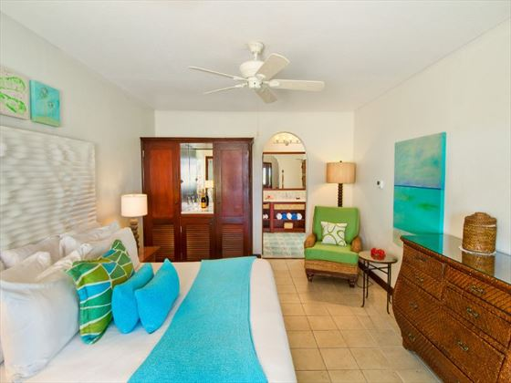 Ocean View Deluxe room at Peter Island