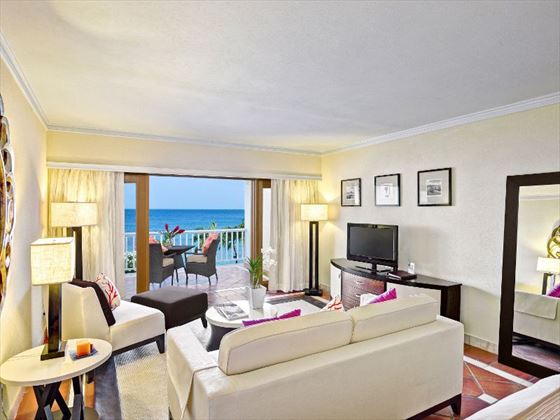 Ocean View Junior Suite at The House by Elegant Hotels