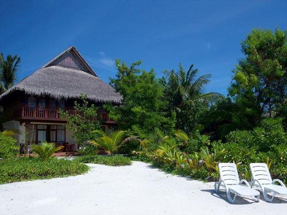 Olhuveli Beach & Spa Resort Deluxe Rooms