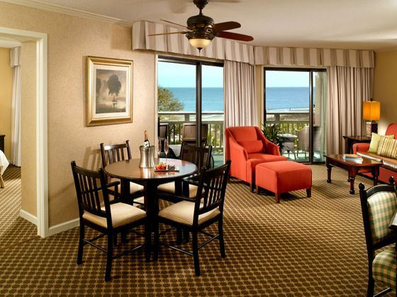 Omni Hilton Head Oceanfront Resort Oceanfront Suite